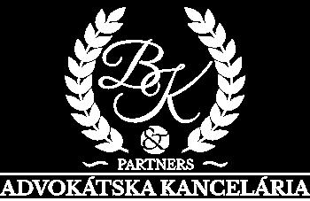 BK advokátska kancelária logo